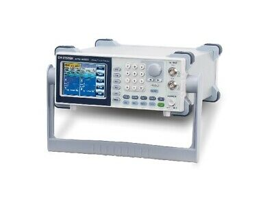 Instek Afg-2225 True Dual Channel Arbitrary Waveform Generator 25 Mhz New