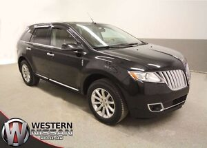 2013 Lincoln MKX -AWD - Local Trade - Leather - Navigation