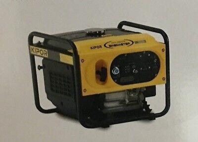 Kipor Ig3000ex 3000 Watt Gasoline Generator Open Frame