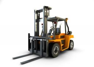 Delivered & Serviced Forklift Hire. Laverton North Wyndham Area Preview