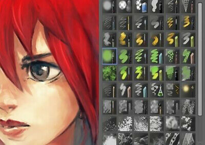 (Digital Painting and 2D Animation Software) Krita for Windows and Mac on cd for sale  Honolulu