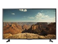 Blaupunkt full hd LED TV Black with stand 43 inch