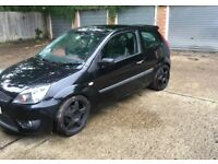Ford Fiesta Zetec S with a ST engine (modified) low miles