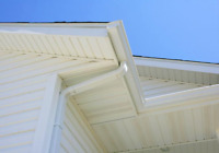 Eavestrough/Soffit/Fascia ::  installation and repairs