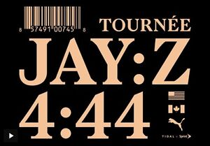 Jay Z @ Bell Centre Nov 21st, 2017