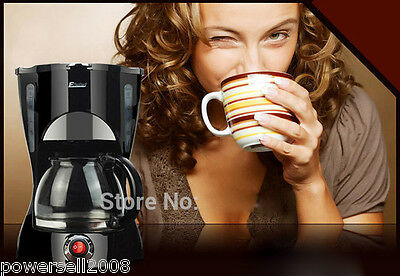 Coffee Maker Fully-Reflex Drip Machine Electric Multifunction Coffee Machine
