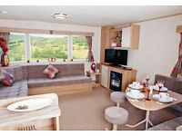 SPACIOUS STATIC CARAVAN FOR SALE ON BEAUTIFUL PARK, NEXT TO PENALLY BEACH, TENBY!