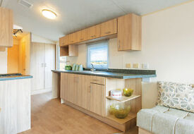 Static Carvan - It was the beautiful views that sold it to us,