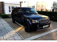 KHAN BODY HSE Land Rover Range Rover Sport