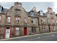 FURTHER REDUCTION Investment Property in Galashiels, Selkirkshire - 1 bed flat £58,199 Fixed Price.