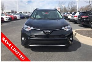 Toyota RAV4 limited  2018 lease takeover