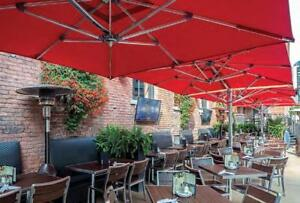 Restaurant Patio Furniture - Patio season is coming!