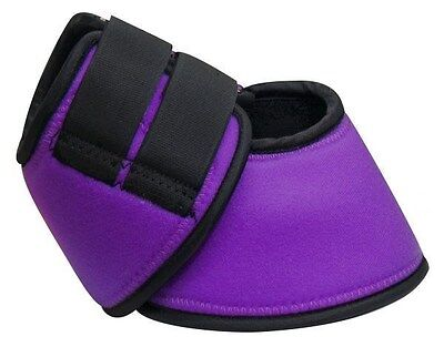 HyImpact Pro No Turn Neoprene Bell Over Reach Protection Horse Boot FREE P/&P