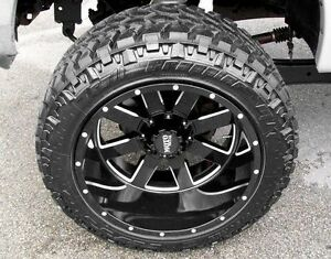 Moto Metal Wheels - Financing & Installation Available