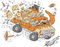 Dump runs, Yard clean up, odd jobs for you !