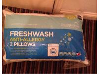 X2 pillows