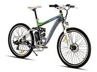 Brand new Longwise 36v Electric Bike