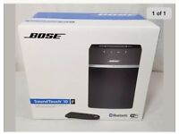 BOSE SOUNDTOUCH 10 IN BLACK - NEW UNOPENED - FREE DELIVERY