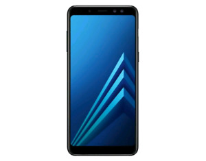 Galaxy A8 2018 32GB Factory unlocked Smartphone works perfectly