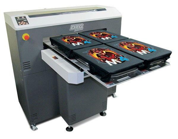 32839dbdc Digital Garment Printer DTG M4 - Not Working - Spares Or Repair - T-Shirt  Printing