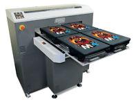 Digital Garment Printer DTG M4 - Not Working - Spares Or Repair - T-Shirt Printing