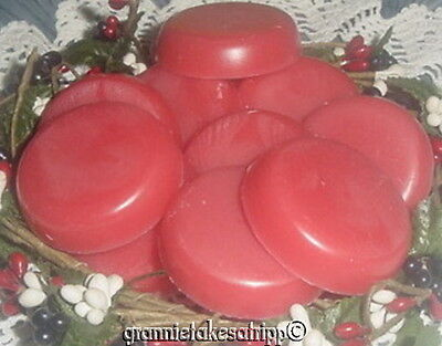 24 COTTON CANDY Wax Tarts Melts Strongly Scented Handmade Candle Wax WAFERS