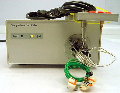 Gilson Rheodyne Sample Injection Valve From Agilent G2250a Hplc