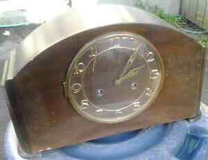 Antique German Mantle Clock