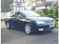 2005 Ford Mondeo Ghia Estate 16v Automatic Petrol