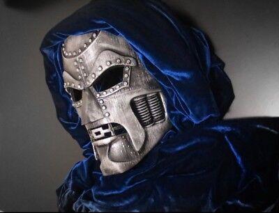 Doctor Doom Mask- Avengers - Marvel - maschera - Cosplay stampato - Doctor Doom Kostüm