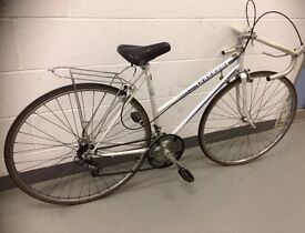 PEUGEOT LADIES ROAD BIKE SMALL. SIZE 50CM