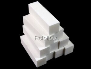 10X-White-Nail-Art-Buffer-Buffing-Sanding-Files-Block-Pedicure-Manicure-Care-DIY
