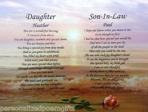 DAUGHTER-SON-IN-LAW-PERSONALIZED-POEM-WEDDING-GIFT-OR-CHRISTMAS-PRESENT