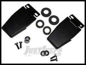 Kentrol Jeep Hard Top Liftgate Hinge Set 1987 - 06 YJ / TJ