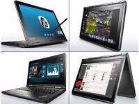 Lenovo Thinkpad Yoga 20C0 2in1 Laptop Touchscreen Core i5-4300U 256GB SSD 8GB-NF