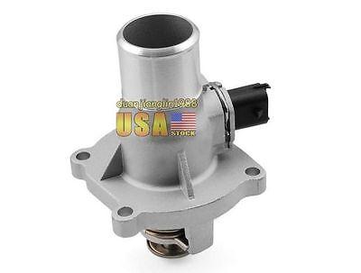Thermostat Assembly for GM Chevy Aveo Cruze Tracker Pontiac G3 96984104 New