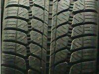 Very good Tyres 195/55/16