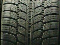 Very good Tyres 205/55R16
