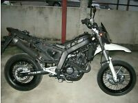 Swap or selĺ supermoto 155r motostar engine in good condition