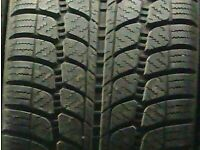Very good Tyres 205/55/16
