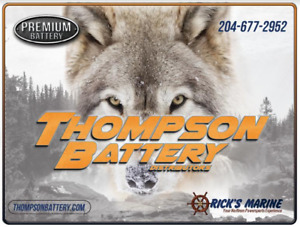 All Ford, Chev, & Dodge Truck Batteries... $119.50