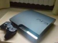 Playstation 3 slim (Fifa 17+ GTAV)