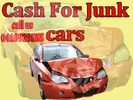 CASH FOR JUNK CARS Gosford Gosford Area Preview