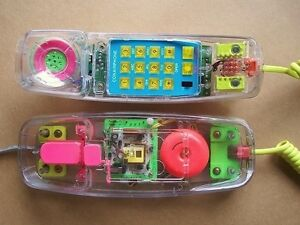 Clear Telephones