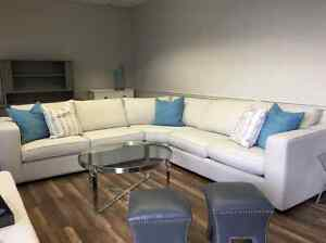 Custom Decor-Rest made Sectional London Ontario image 1