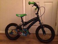 Child's Ben 10 Bike