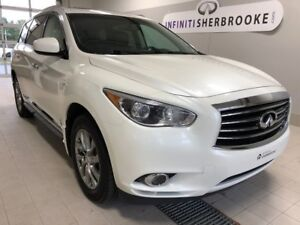 2015 Infiniti QX60 AWD+RETOUR DE LOCATION+7PASSAGES NEVER ACCIDE