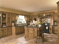 Timber Kitchen Units