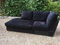 Chaise longue/Part corner couch