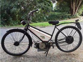 1939 Raynal Autocycle